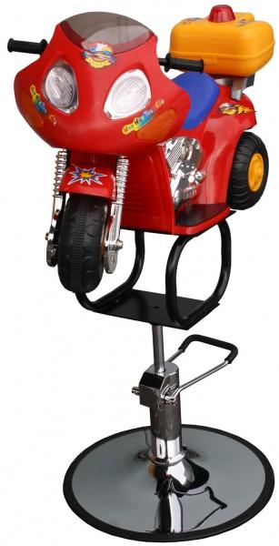 1311 Kinderstuhl Motorrad rot