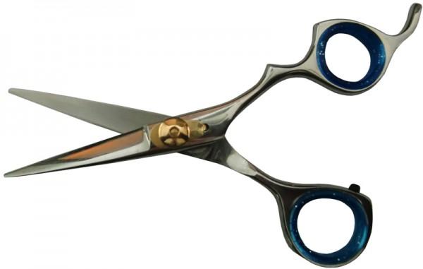 1023 professionelle eloxierte Friseurschere RH 5,5 Zoll