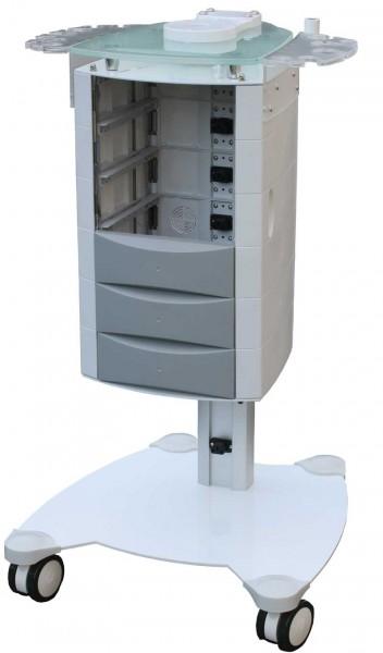 1307 SILVERFOX Geräterack System-A (ohne Geräte)