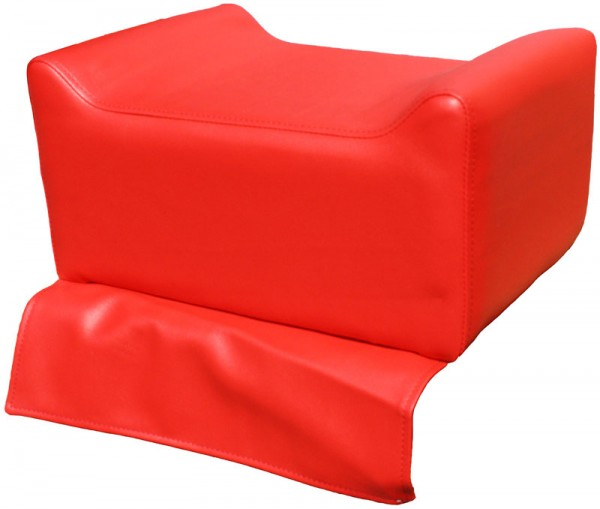 1313 Kinder-Sitzerhöhung rot
