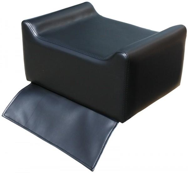 1313 Kinder-Sitzerhöhung für Friseurstuhl schwarz