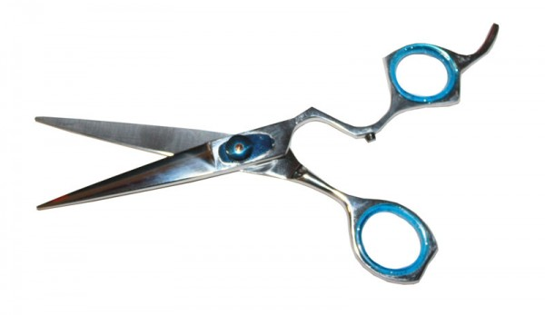 1031 professionelle eloxierte Friseurschere RH 6.5 Zoll