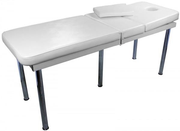 1390 Massageliege faltbar weiß