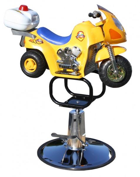 1311 Kinderstuh Motorrad gelb