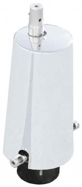 2051 Pumpe Pedalwelle unten 4-Loch Hub 145mm