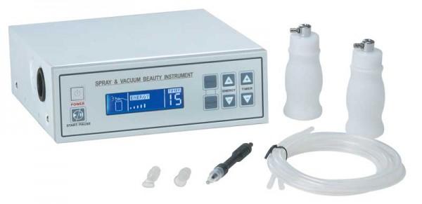 1254 SILVERFOX Vakuum & Spraygerät System-A