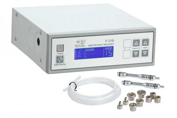 1279 SILVERFOX Diamant-Microdermabrasionsgerät System-A
