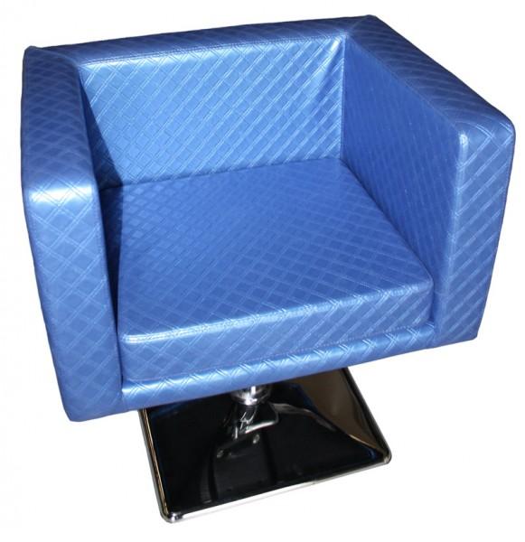1374 Frisierstuhl MASSA-1 blau