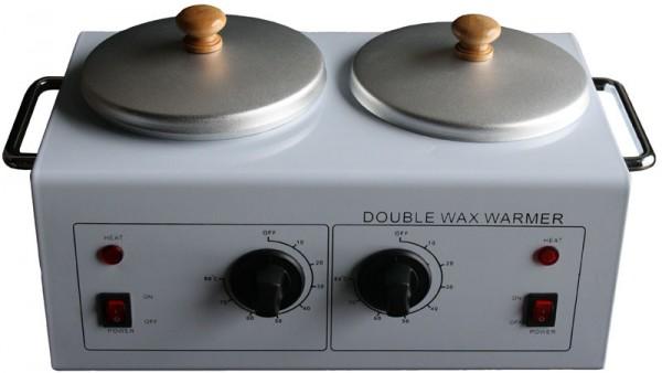 1008 Doppel-Wachserhitzer